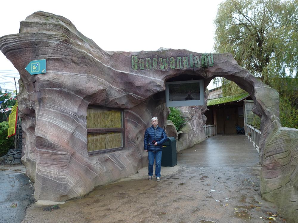 Zoo Lipsk - Świat tropików
