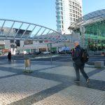 Przy Centrum Handlowym Vasco da Gama