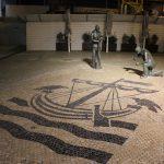 Pomnik budowniczych traktów lizbońskich