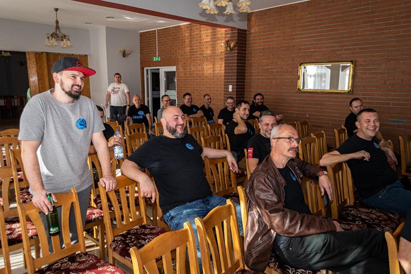 1 Ogólnopolskie Spotkanie Klubu Malawi Akwa Mania